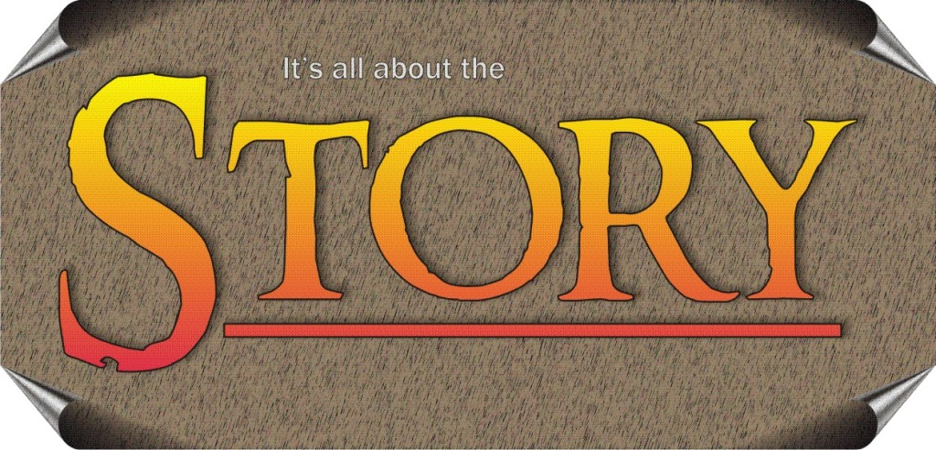 All About the Story Graphic
